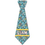 Rocket Science Iron On Tie (Personalized)