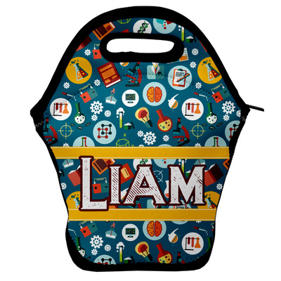 Rocket Science Lunch Bag w/ Name or Text