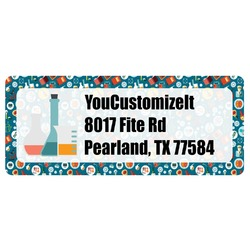 Rocket Science Return Address Labels (Personalized)