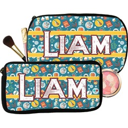 Rocket Science Makeup / Cosmetic Bag (Personalized)