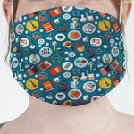 Rocket Science Face Mask Cover (Personalized)