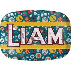 Rocket Science Melamine Platter (Personalized)