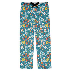 Rocket Science Mens Pajama Pants (Personalized)