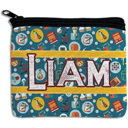 Rocket Science Rectangular Coin Purse (Personalized)