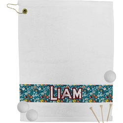 Rocket Science Golf Towel (Personalized)