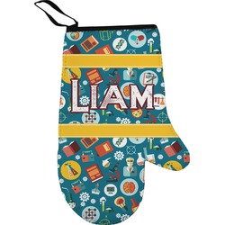 Rocket Science Oven Mitt (Personalized)