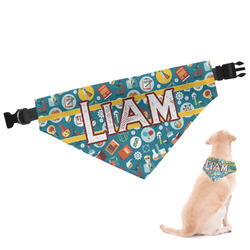 Rocket Science Dog Bandana (Personalized)