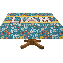 Rocket Science Tablecloth (Personalized)