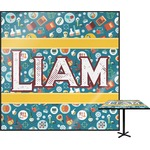 Rocket Science Square Table Top (Personalized)