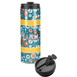 Rocket Science Stainless Steel Skinny Tumbler (Personalized)