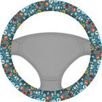 Rocket Science Steering Wheel Cover (Personalized)