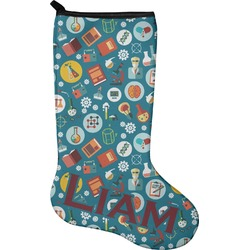Rocket Science Christmas Stocking - Neoprene (Personalized)
