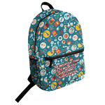 Rocket Science Student Backpack (Personalized)