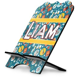 Rocket Science Stylized Tablet Stand (Personalized)