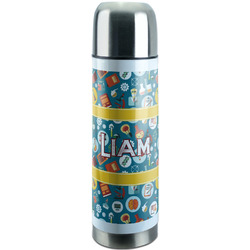 Rocket Science Stainless Steel Thermos (Personalized)