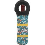 Rocket Science Wine Tote Bag (Personalized)