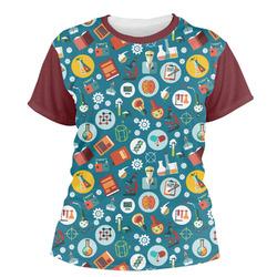 Rocket Science Women's Crew T-Shirt (Personalized)