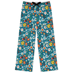 Rocket Science Womens Pajama Pants (Personalized)