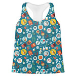 Rocket Science Womens Racerback Tank Top (Personalized)