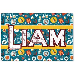Rocket Science Woven Mat (Personalized)