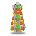 Tetris Print Apron (Personalized)
