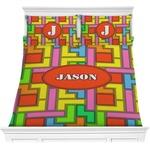 Tetromino Comforters (Personalized)