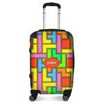 Tetromino Suitcase (Personalized)