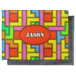 Tetris Print Microfiber Screen Cleaner (Personalized)
