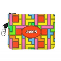 Tetris Print Golf Accessories Bag (Personalized)