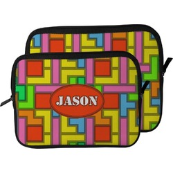 Tetromino Laptop Sleeve / Case (Personalized)