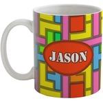 Tetromino Coffee Mug (Personalized)