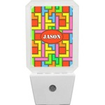 Tetris Print Night Light (Personalized)