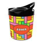 Tetromino Plastic Ice Bucket (Personalized)