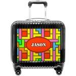 Tetromino Pilot / Flight Suitcase (Personalized)
