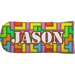 Tetris Print Putter Cover (Personalized)