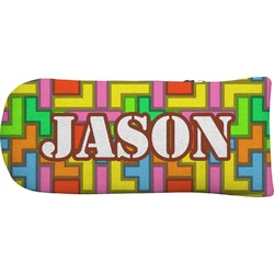 Tetromino Putter Cover (Personalized)