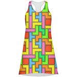 Tetromino Racerback Dress (Personalized)