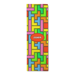 Tetris Print Runner Rug - 3.66'x8' (Personalized)