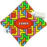 Tetris Print Security Blanket (Personalized)