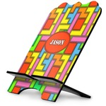 Tetromino Stylized Tablet Stand (Personalized)
