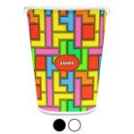 Tetris Print Waste Basket (Personalized)