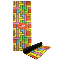 Tetromino Yoga Mat (Personalized)