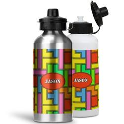 Tetromino Water Bottles- Aluminum (Personalized)