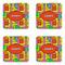 Tetromino Coaster Set - APPROVAL