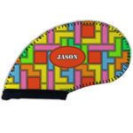 Tetromino Golf Club Cover (Personalized)