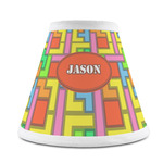 Tetromino Chandelier Lamp Shade (Personalized)
