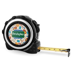 Math Lesson Tape Measure - 16 Ft (Personalized)