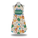 Math Lesson Apron (Personalized)