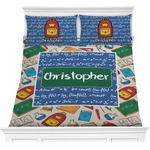 Math Lesson Comforters (Personalized)