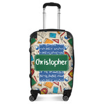 Math Lesson Suitcase (Personalized)
